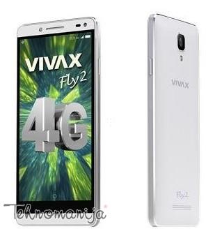 VIVAX telefon mobilni FLY 2 SILVER