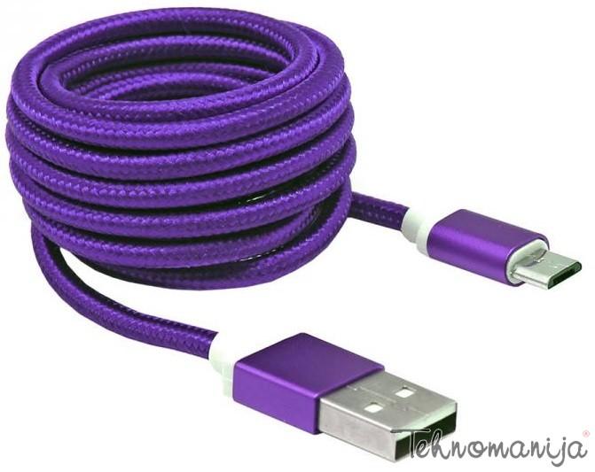 S BOX Kabl USB A MICRO B 1 5 U