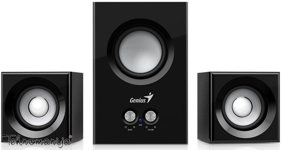 GENIUS zvučnici za kompjuter SW 2 1 375
