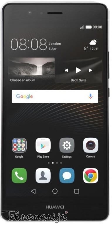 HUAWEI telefon mobilni P9 LITE DS BK + TAB