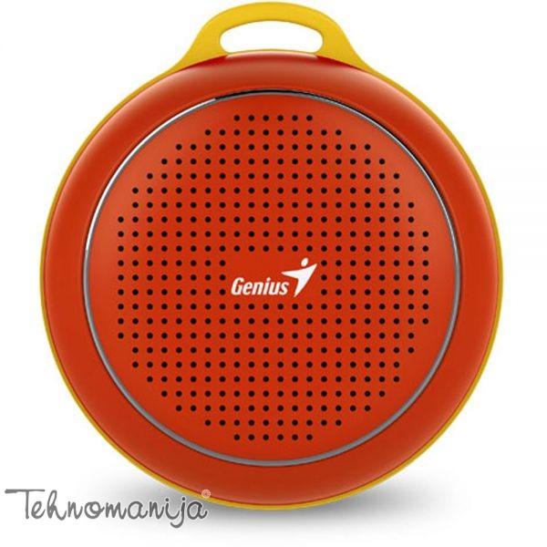 GENIUS zvučnici SP 906BT RED