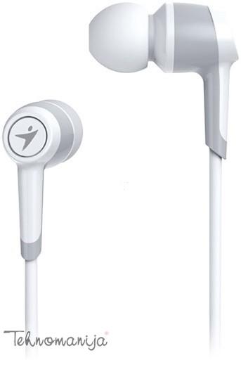 GENIUS slušalice za mob. HS M225 WHITE