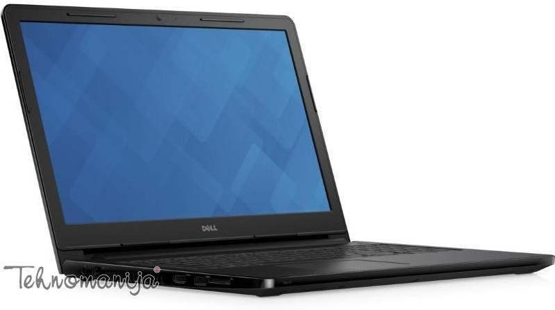 DELL Laptop Inspiron 15 (3552), N3060, 4 GB, 500 GB, NOT10058