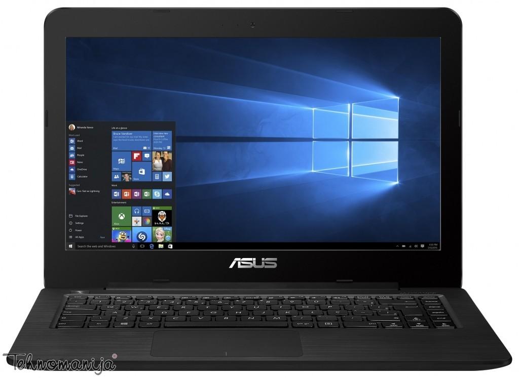 ASUS notebook X455LA WX432T