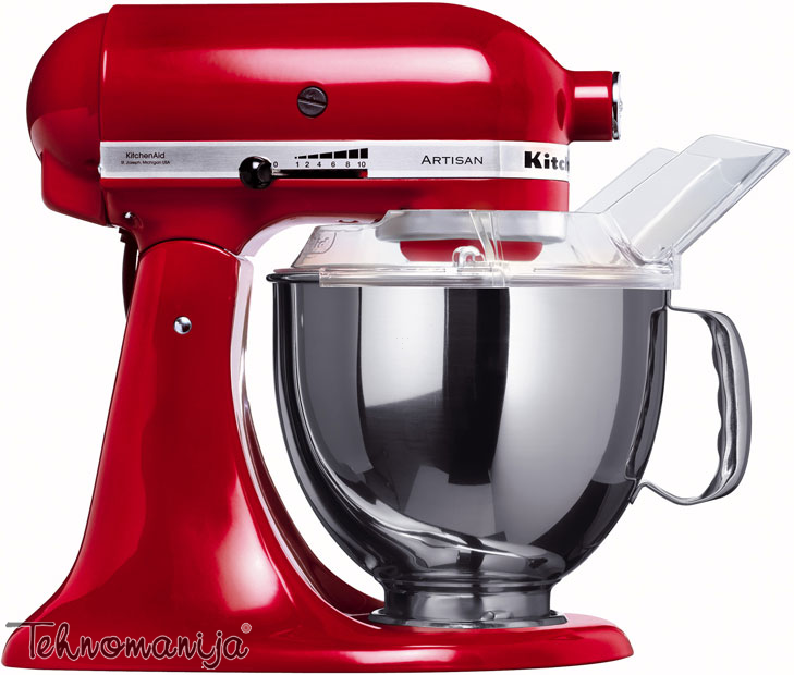KitchenAid mikser 5KSM150PS RED