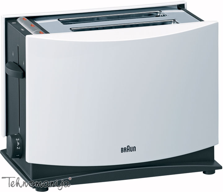 Braun toster HT 400WH MN