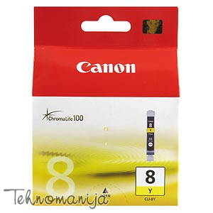 Canon kertridž CLI 8Y