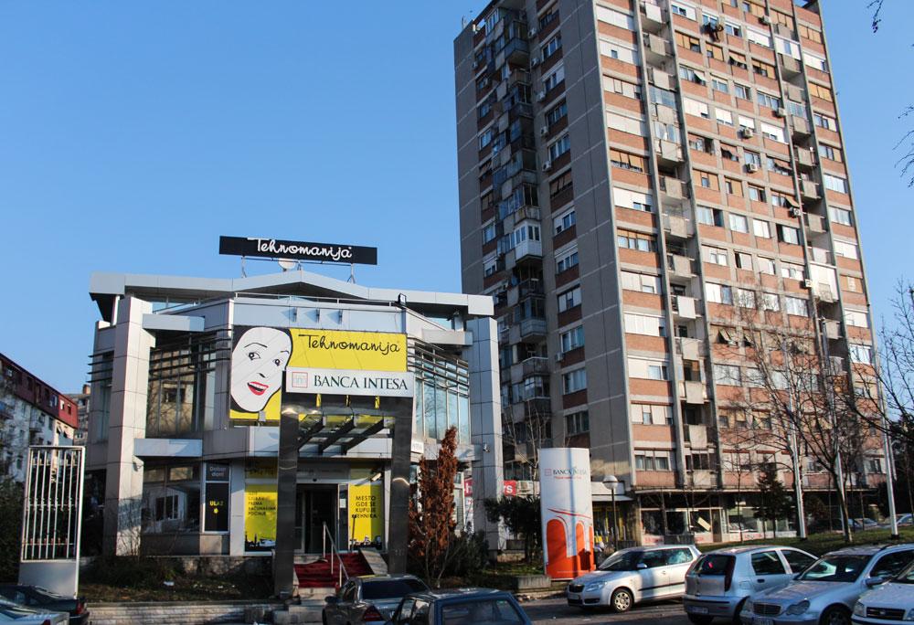 Beograd, Vukasovićeva 50a