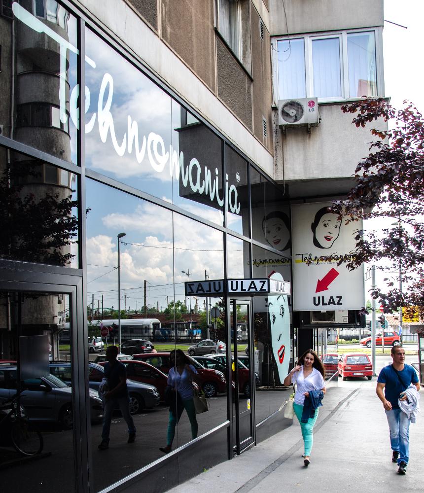 Beograd, Durmitorska 2 i Savska 35