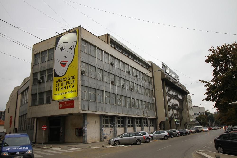 Niš, Nikole Pašića 28a