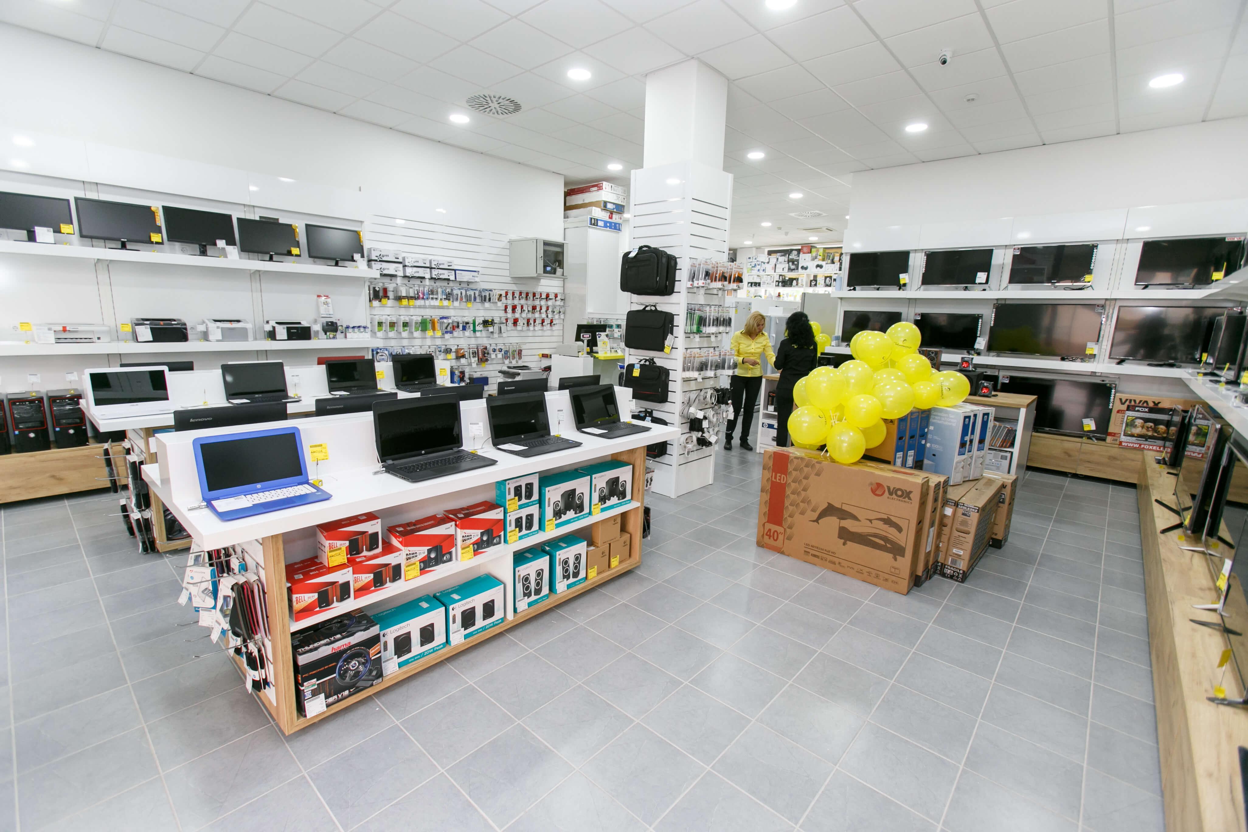 Subotica, Galleria centar, Ul. Matije Korvina 17